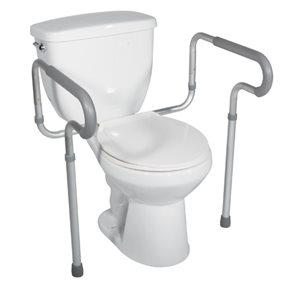 Barre-appui-toilette
