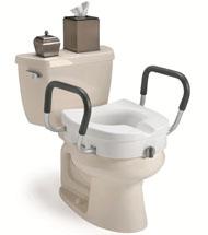 Rehausseur-de-siege-de-toilettes-verrouillable-2-en-1-accoudoirs-amovibles