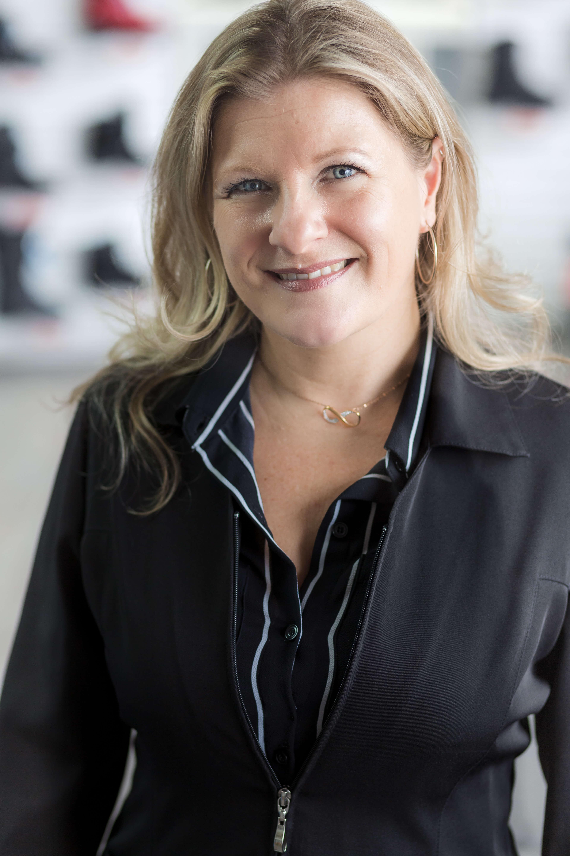 Julie Larouche orthésiste et directrice du Centre orthopédique Julie Larouche